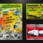 Communication publicité EMS conseil création médias, annonce presse, affichage