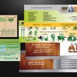 Imprimerie, communication imprimée cartes de visite