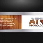 Conseil création logo cartes de visite ATR 41800