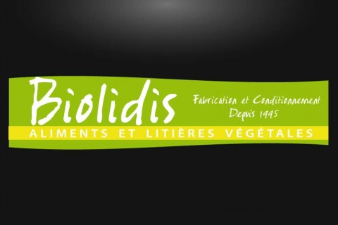 Création graphique logo Biolidis