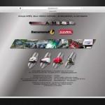 Création site internet Groupe AMES par EMS 41